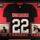 Burt Reynolds Autographed Signed Framed Mean Machine Jersey BECKETT
