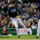 Chipper Jones Autographed Signed Atlanta Braves 8x10 Photo FANATICS