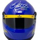 Dale Earnhardt Jr. Signed Autographed Mini Wrangler Nascar Helmet JSA COA