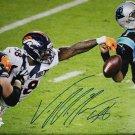 Von Miller Autographed Signed 16x20 Denver Broncos Photo JSA
