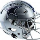 Dak Prescott Autographed Signed Dallas Cowboys Proline Helmet FANATICS