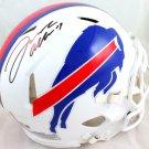 Josh Allen Autographed Signed Buffalo Bills Speed Proline Helmet BECKETT