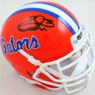 Emmitt Smith Autographed Signed Florida Gators Mini Helmet BECKETT