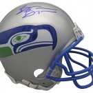 Brian Bosworth Autographed Signed Seattle Seahawks Mini Helmet BECKETT