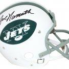 Joe Namath Autographed Signed FS New York Jets TB Proline Helmet JSA