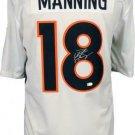 Peyton Manning Autographed Signed Denver Broncos Nike Jersey FANATICS
