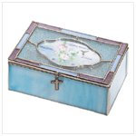 WORDS IN SPANISH BLESSING JEWELRY BOX