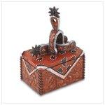 Cowboy Jewelry Box