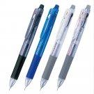 Zebra SARASA SJ2 Black, Blue, White and Transparent 0.5mm Multi Pens (4pcs) - Assorted #10134