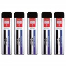 Tombow MONO Graph R3-MG-B 0.3mm B Refill Leads (Pack of 5) - Striped Case #14571