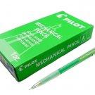 Pilot Color ENO HCR-197 0.7 mm Mechanical Pencil (12pcs) - Green Lead #11097