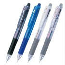 Zebra SARASA SJ2 Black, Blue, White and Transparent 0.5mm Multi Pens (4pcs) - Assorted #10134