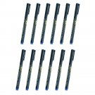 Pilot SW-DR-02 0.2mm Drawing Pen (12pcs) - Blue Ink #9595