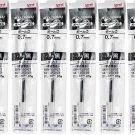 Uni Jetstream SXR-7 0.7mm Ballpoint Pen Refills (Pack of 10) (for SXN-217/157S) - Black #15841