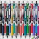 Pentel EnerGel BL77 0.7mm Retractable Liquid Gel Pens (Pack of 20) - Assorted #16015