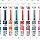 Pentel EnerGel infree XLRN5TL 0.5mm Gel Pen Refills (Pack of 10) - Assorted #16113