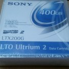 SONY LTX200G LTO2 ULTRIUM 200GB 400GB LTO-2 TAPES 4 PACK NEW