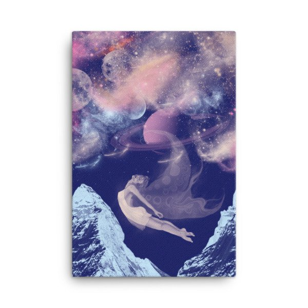 Canvas Galactic Dream