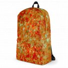 Painted with Colour of Nature Backpack Unisex Made in USA