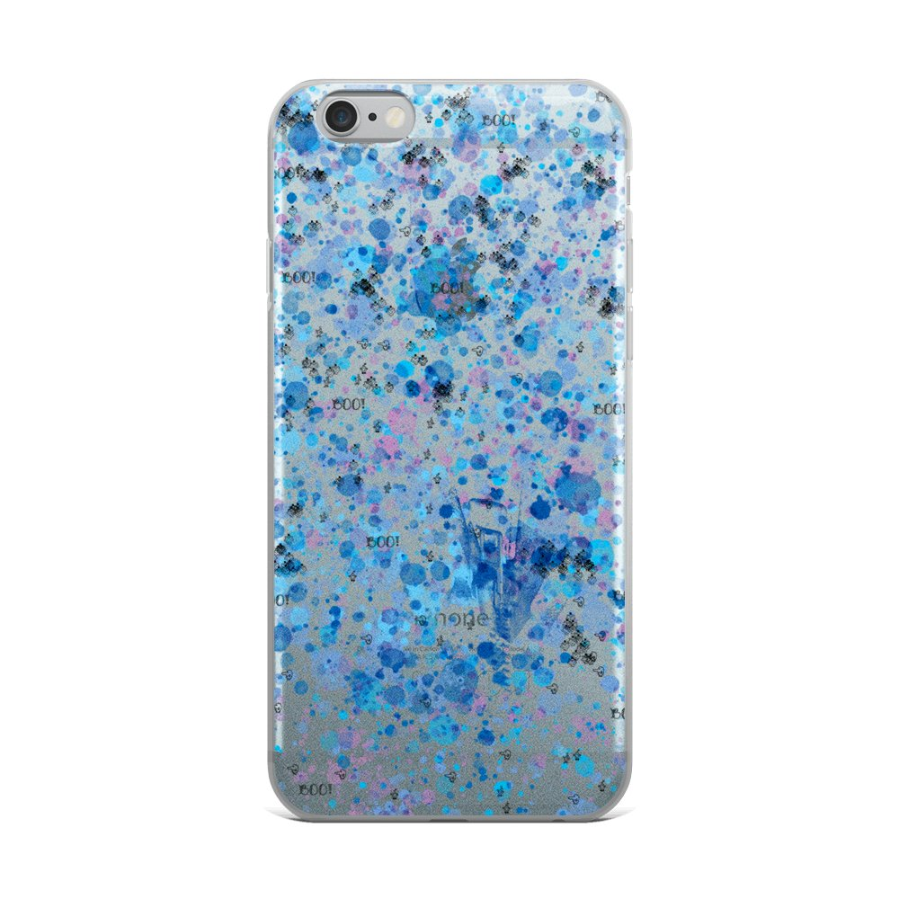 Walk in Blue iPhone cases for all models of iPhone