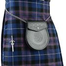 New Pride of Scotland Men's 8 Yard Tartan Kilt 13 oz Highland Scottish Casual Kilt 54 Waist Size