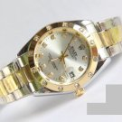 Rolex Watch Date Just Perpetual Diamond Bezel Stainless Steel 4 mm