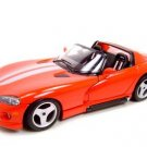 DODGE VIPER RT/10 RED 1:18 DIECAST MODEL