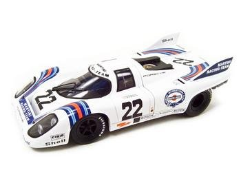 PORSCHE 917 #22 1:18 1971 LM WINNER TEAM MARTINS DIECAST MODEL