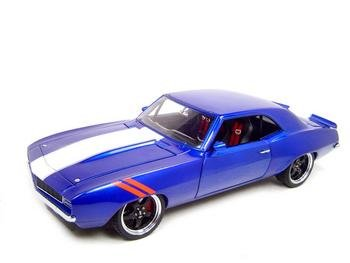 1969 CHEVVROLET CAMARO STREET FIGHTER 1:18 GMP MODEL