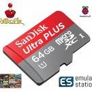 Retropie v4.3 Micro SD Card for Raspberry Pi 3, Over 11,000+Games, Overclocked