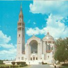 Washington DC – National Shrine of the Immaculate Conception - old unused Postcard