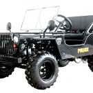 Gas Golf Cart Police jeep Utility Vehicle Mini - LIMITED Edition