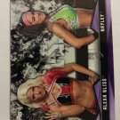 Alexa Bliss & Bayley 2017 Topps WWE Womans Division Rivalries Insert Card