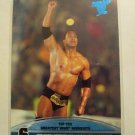 The Rock 2013 Topps WWE Best Of The WWE Top 10 Greatest Moments Insert Card