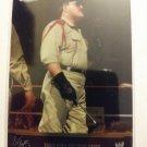 Sgt. Slaughter 2015 Topps Chrome WWE Slaughter Tribute Insert Card