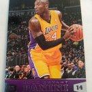 Kobe Bryant 2013-14 Panini Base Card