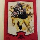 Jerome Bettis 2015 Gridiron Kings LL Framed Red Insert Card