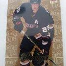 Chris Ponger 2007-08 Ultra Gold Medallion Insert Card