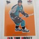 Joe Thornton 2007-08 Ultra Old Time Hockey Insert Card