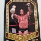 Stone Cold Steve Austin 2014 WWE Topps Champions Insert Card