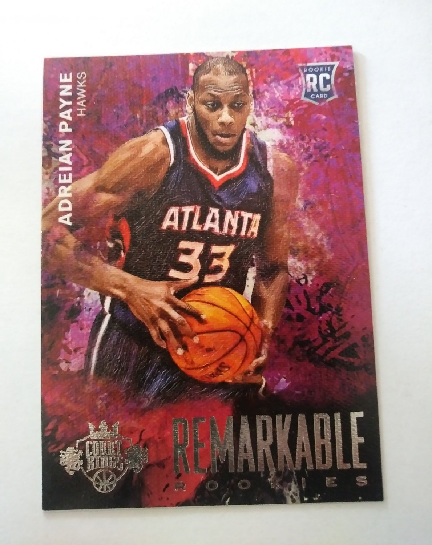 Adreian Payne 2014-15 Court Kings Remarkable Rookies Rookie Card