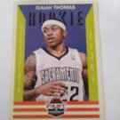 Isaiah Thomas 2012-13 Past & Present Rookie Card