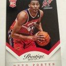 Otto Porter 2013-14 Prestige Rookie Card