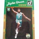 Jaylen Brown 2016-17 Donruss Rookie Card