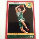 Kelly Olynyk 2013-14 NBA Hoops Red Rookie Card