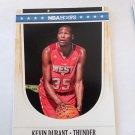 Kevin Durant 2011-12 NAB Hoops Base Card