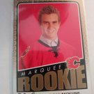 Mikael Backlund 2009-10 O-Pee-Chee Rookie Card