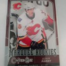 Adam Pardy 2008-09 O-Pee-Chee Rookie Card