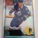 Brian Lee 2012-13 O-Pee-Chee Rainbow Insert Card