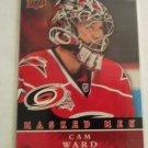 Cam Ward 2008-09 Upper Deck Masked Men Insert Card